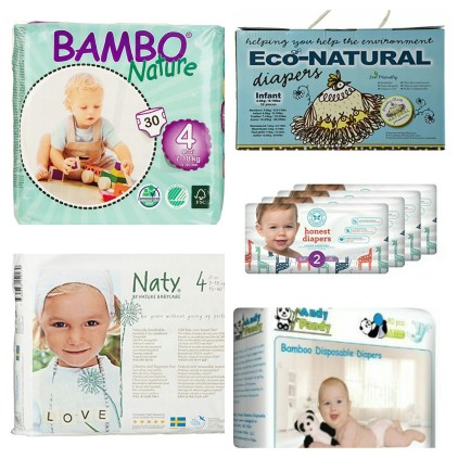 Non Toxic Disposable Diapers