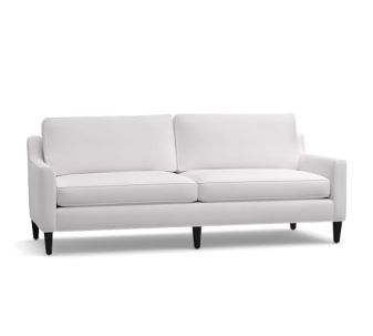 Sofa Without Flame Retardant Chemicals - Pottery Barn Beverly Upholstered Grand Sofa