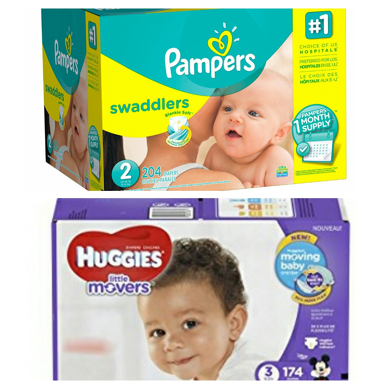 Are diapers harmful