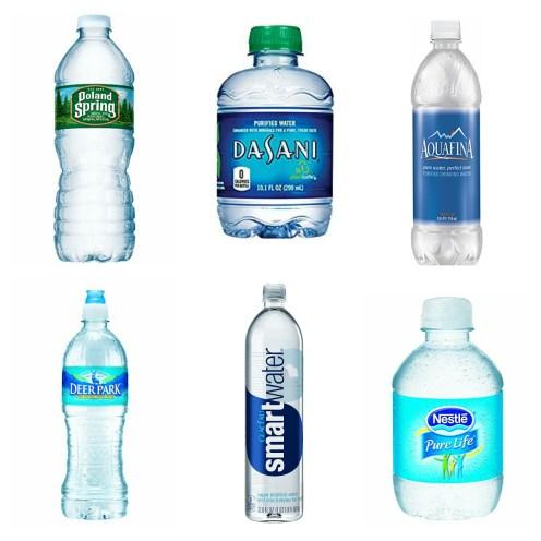 Safe Bottled Water
