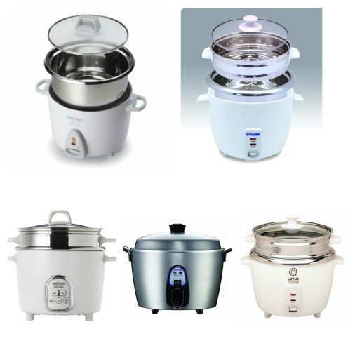 Non Toxic Rice Cookers Rice Cookers With A Stainless Steel Inner Pot
