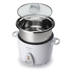Non Toxic Rice Cookers - Aroma Simply Stainless Steel Rice Cooker