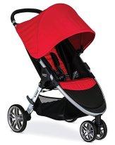 Non Toxic Strollers - Britax B-Agile Lightweight Stroller