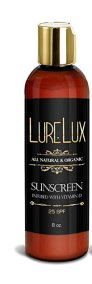 Non Toxic Sunscreen - LureLux Sunscreen