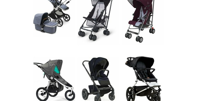 Safe Non Toxic Strollers