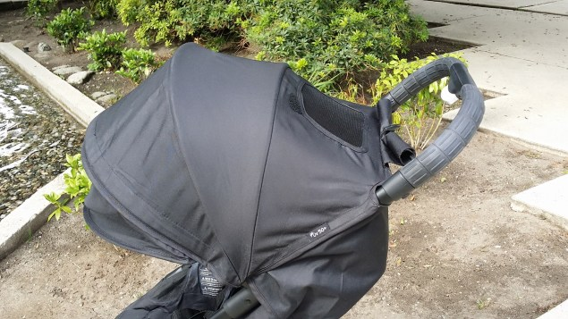 Baby Jogger City Tour Review - Canopy