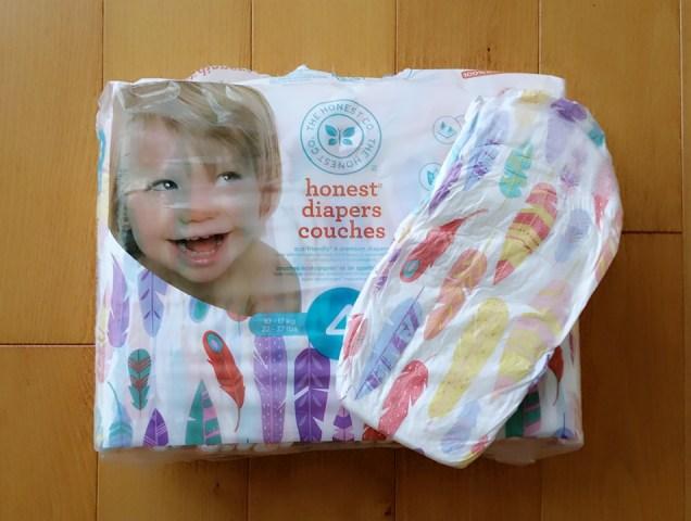 Naty VS Honest Diaper Review - Honest Company Diaper Review