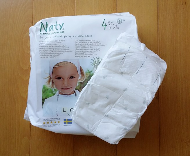 Naty VS Honest Diaper Review - Naty Diapers Review