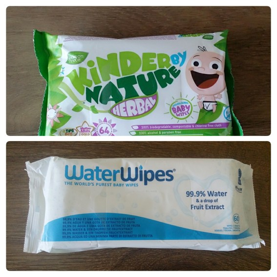 Non Toxic Baby Wipes Review-Jackson Reece VS Waterwipes