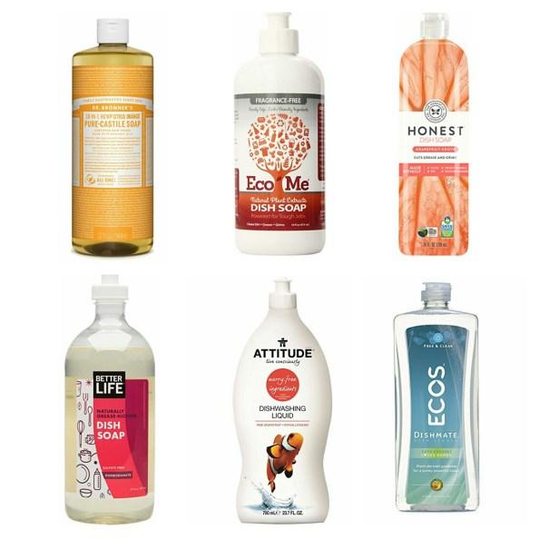 Non Toxic Dish Soap