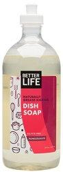 Non Toxic Dish Soap - Better Life Dish Soap