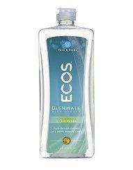 Non Toxic Dish Soap - ECOS Dishmate Dish Liquid