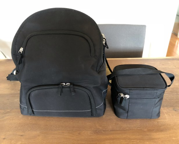 Medela Pump In Style Review - Backpack and Cooler Bag