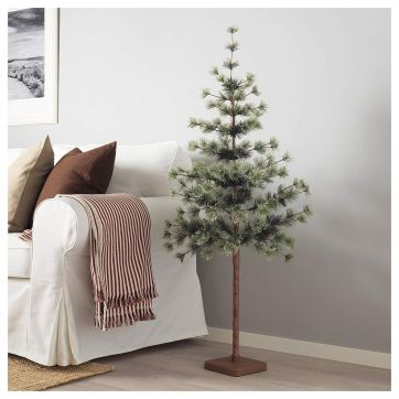 Non Toxic Christmas Trees - IKEA FEJKA Artificial Christmas Tree 4 ft 3 inches