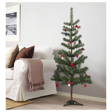 Non Toxic Christmas Trees - IKEA FEJKA Artificial Christmas Tree 59 inches