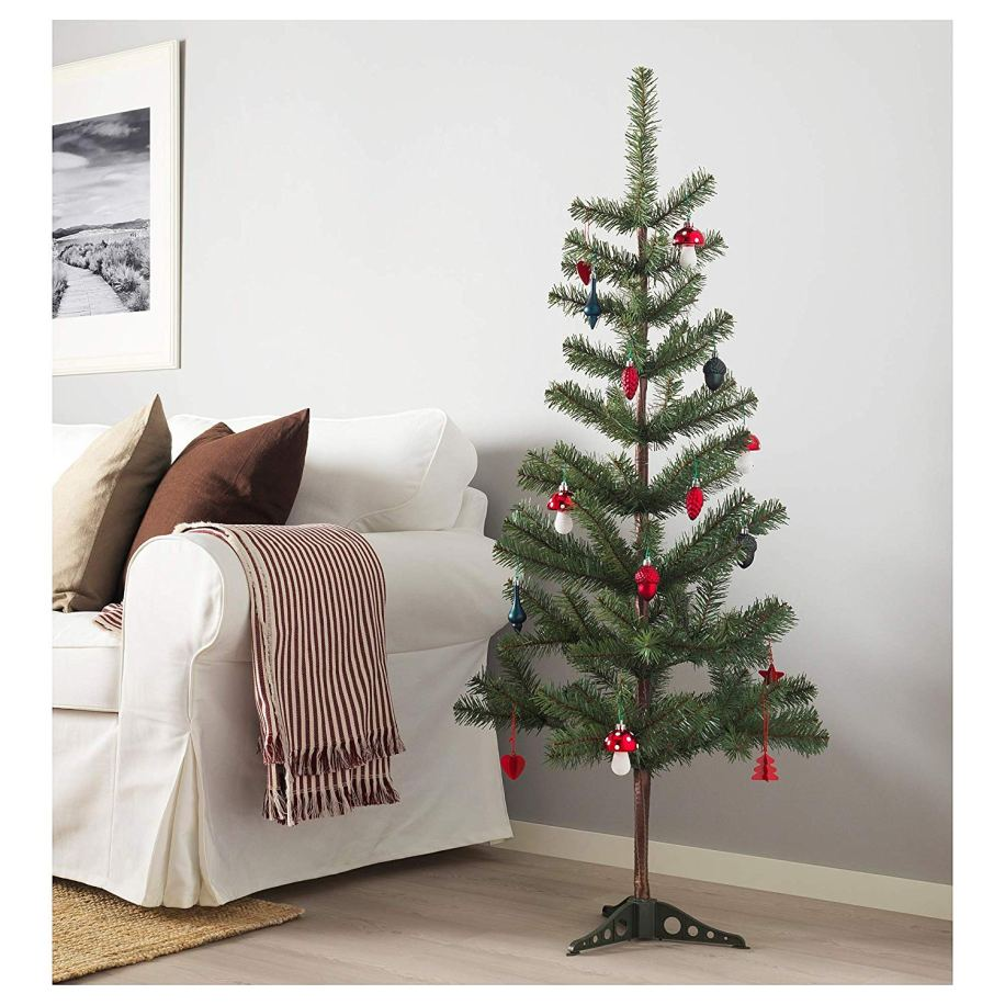 3ce48f20f87 Non Toxic Christmas Trees - IKEA FEJKA Artificial Christmas Tree 59 inches