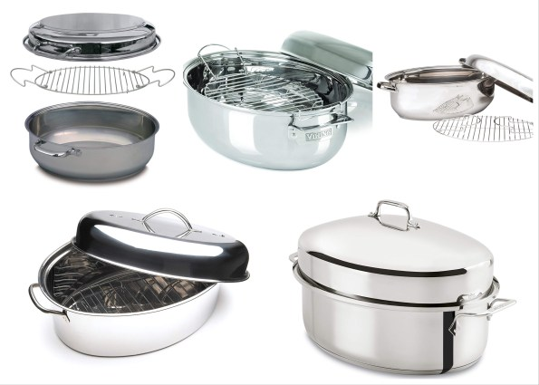 Non Toxic Roasting Pans
