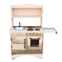 Non Toxic Toys For Toddlers - Camden Rose A Simple Hearth Maple Wood Play Kitchen