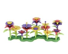 Non Toxic Toys For Toddlers - Green Toys Build-a-Bouquet Floral Arrangement Playset
