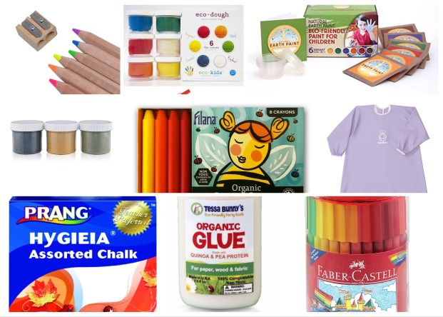 Non Toxic Art Supplies For Kids