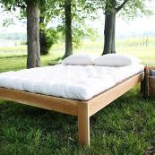 Patoral Non Toxic Mattress - Savvy Rest Hand-Tufted Certified Organic Wool And Cotton Mattress