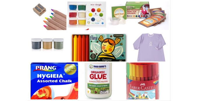 Safe Non Toxic Art Supplies For Kids