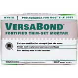 Non Toxic Thinset Mortar - Custom Building Products VersaBond Flex Fortified Thin-Set Mortar