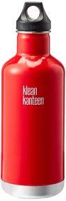 Non Toxic Travel Mugs - Klean Kanteen Classic Stainless Steel Water Bottle