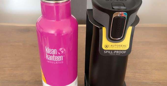 Non Toxic Travel Mugs and Waterbottles