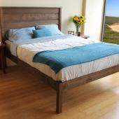 Solid Wood Platform Bed - The Esmont Solid Wood Platform Bed.jpg