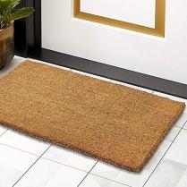 Non Toxic Rugs - Kempf Natural Coco Coir Doormat