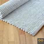 Non Toxic Rugs - Rawganique Malibu Organic Hemp Wool Rug