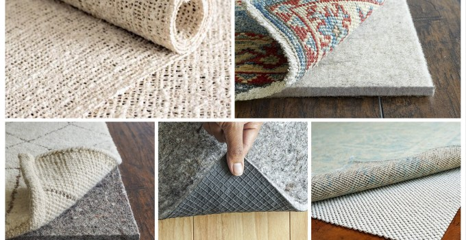 Safe Non Toxic Rug Pads