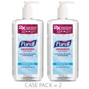 Hand Sanitizer - Purell Advanced Hand Sanitizer Refreshing Gel