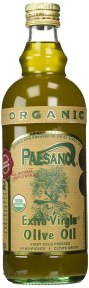 Healthy Cooking Oil - Paesanol USDA ORGANIC UNFILTERED Extra Virgin Olive Oil