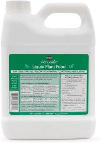 Indoor Garden Kit - AeroGarden Liquid Nutrients (1 Liter)