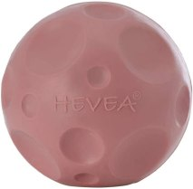 Non Toxic Dog Gifts - HEVEA Moon Ball Activity Toy for Dogs