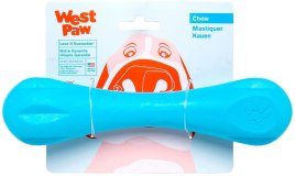 Non Toxic Dog Gifts - WEST PAW Zogoflex Hurley Dog Bone Chew Toy