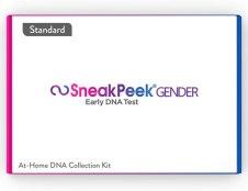 Gender Testing - SneakPeek Early Gender DNA Test