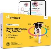 Genetic Testing - Embark Dog DNA Test Breed Identification Kit