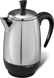 Non Toxic Stainless Steel Percolator - FCP280
