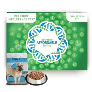 Dog Food Intolerance Test - 5Strands Pet Food Intolerance Test