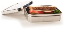 Non Toxic Kids Lunch Box - EcoLunchBox Large Stainless Steel Food Container