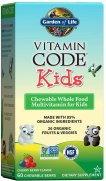 Kids Organic Multivitamin - Garden of Life Vegetarian Multivitamin Supplement For Kids