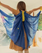 Non Toxic Halloween Costumes For Kids - Sarah's Silks Starry Night Fairy Wings