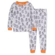 Non Toxic Halloween Pajamas - Burt's Bees Organic Cotton Pajamas Ghosties and Goblins