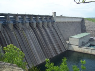 10) Power House and Dam
