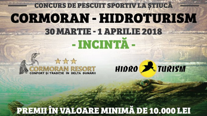 Cupa Cormoran - Hidroturism 2018