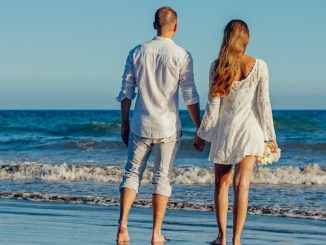 Cuplu în vacanță. FOTO Adam Kontor