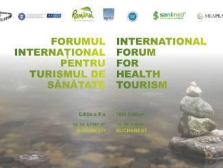 Forumul pentru Turism de Sănătate 2018